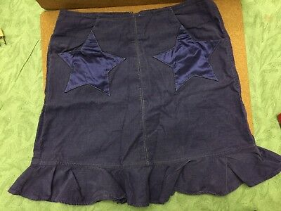 American Girl Child's Skirt size 8 Corduroy