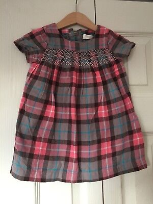 Baby Boden Brushed Cotton Dress 12-18