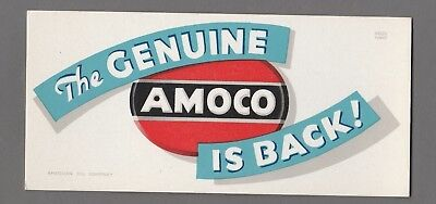 Amoco - The Genuine Amoco is Back! - Excellent