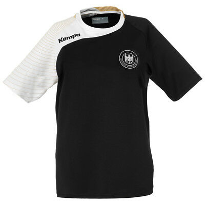 DHB Deutschland Kempa Sport Fitness Handball Trainings Shirt Circle XL neu