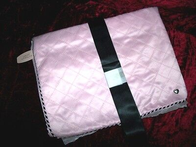 Victorias Secret HANGING TRAVEL COSMETIC LINGERIE JEWELRY ORGANIZER BAG NWT
