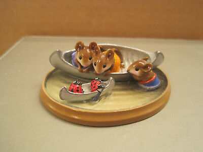Wee Forest Folk PM-2 Waterbugs - Pond Mice Series
