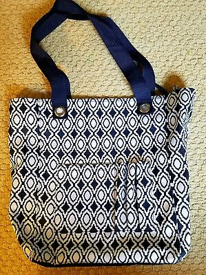 Thirty One Tall Organizing Tote Navy