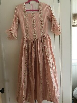 1800s re-enactment dress