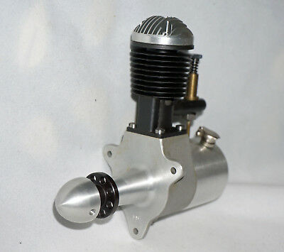 BHK 2CC MOSKITO DIESEL Model Airplane Aeroplane Engine - #18 of only 30 made