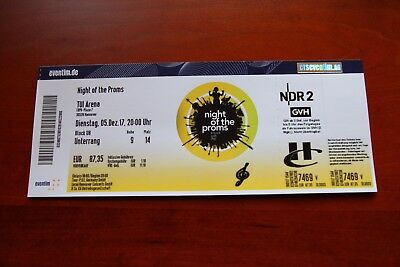Night of the Proms Hannover TUI Arena 5.12.17