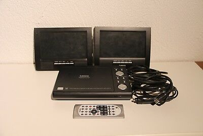 aiwa dvd player 12v 220v gebraucht mit fernbedienung f r. Black Bedroom Furniture Sets. Home Design Ideas