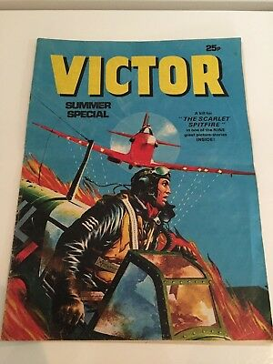 1979 Victor Comic Summer Special