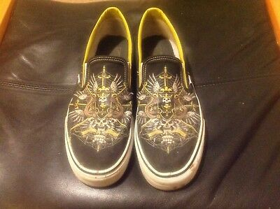 Vans Classic Slip On Tattoo? UK10