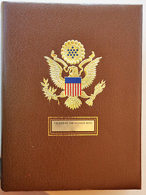 The Kennedy Mint portfolio of United States coins