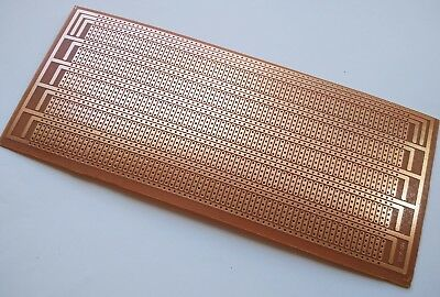 DIY Prototype PCB Universal Matrix Circuit Board Breadboard 8.5x20cm 85x20mm