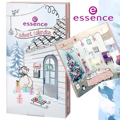 Essence Adventskalender 2017 NEU & OVP Kosmetik Beauty Make Up Limited Edition