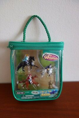 Breyer A Day At The Races Mini Whinnies Whinnie Set