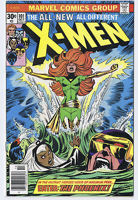 X Men 101  VF  1st Phoenix