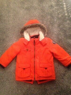 Lovely Boys Winter Coat!! Age 2/3 Years! Great Condition...