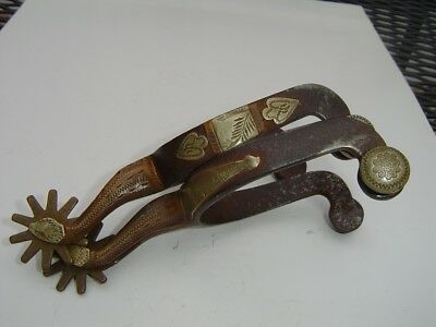 Double Mounted Gal-leg Spur