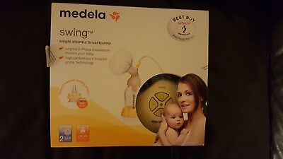 Medela Swing single electric Breast Pump ,Used In clean and good condition