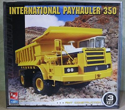 ERTL AMT International Payhauler 350, Kipper / Dumper, neuwertig!