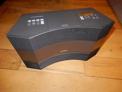 BOSE Acoustic Wave Music System II (Graphite Grey) NO RESERVE