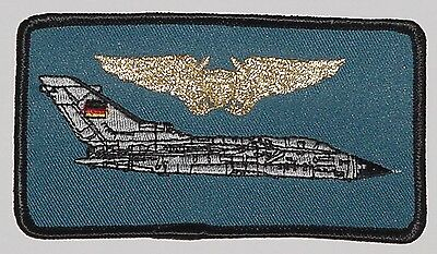 Aufnäher Patch Namemsschild Naval Flight Officer US-Wings TORNADO ........A3569