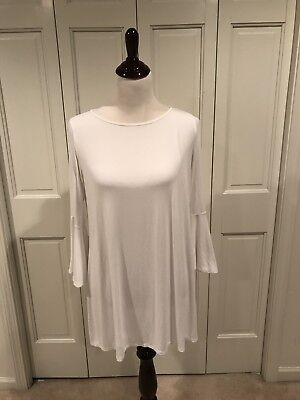 Isabella Oliver Pianna Maternity Top White Size 3 US 8