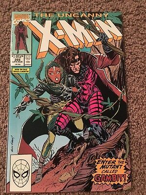 The Uncanny Xmen 266 First Gambit Appearance