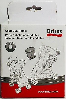 Britax Adult Cup Holder Stroller New