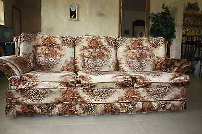 Deville Sofa & Chair Rustic Mountain Cabin or Country Cottage Style Solid Sturdy