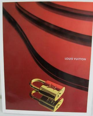 LOUIS VUITTON Catalog 2007 Watches Handbags