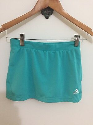 Adidas Girls Tennis Skirt Size 10