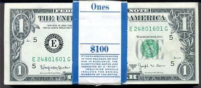 HGR SUNDAY 1963B $1 Barr Notes ((100 Pack Consec#)) GEM UNCIRCULATED