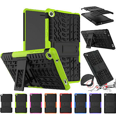 Hard Rugged Stand Case Cover Skin For Lenovo Tab3 7.0 TB3-730F/730M/730X Tablet