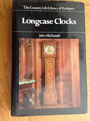 LONGCASE CLOCKS 128 Page Hardback Book, All You Need To Know About Longcases