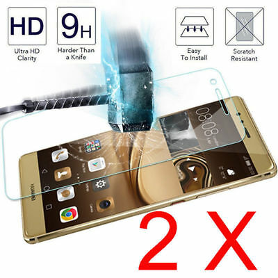 9H Premium Tempered Glass Cover Screen Protective Film For Huawei P30 P20 Lite