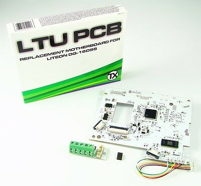 Xecuter Lite-On DG-16D5S Unlocked LTU PCB 1175+ Compatible with Firmware LT+ 3.0