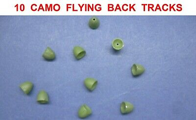 10 Flying Back Tracks In Line Backleads Coarse Carp Fishing Line Back Leads
