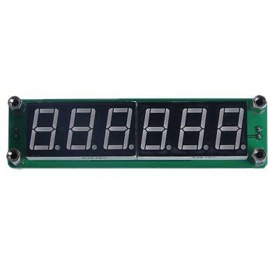 Digital 6LED 1MHz~1000MHz Signal Frequency Counter Cymometer Tester Green