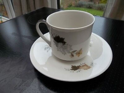 Royal Doulton West Wood Tea Cup and Saucer