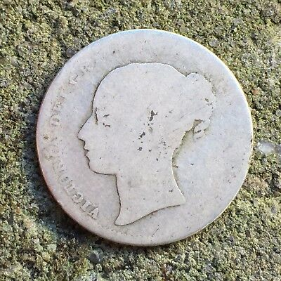UK / Great Britain Shilling, Bob 1871, Die Number 39 or 59, Victoria - Silver