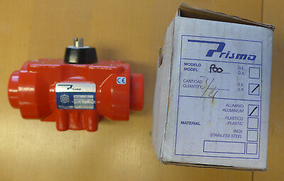 "Prisma 1/4""BSP 2 Way Single Acting Pneumatic Actuator Head  P00S"