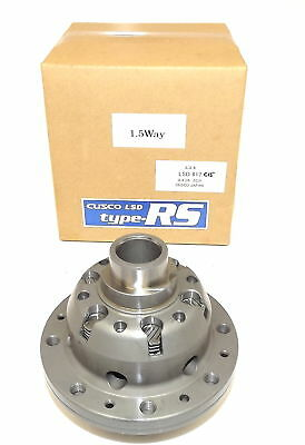 Cusco Type RS 1.5 Way Limited Slip Differential Suzuki Swift Sport ZC31S 05-12