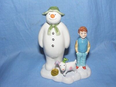John Beswick The Snowman And The Snowdog The Three Friends JBS19 Raymond Briggs