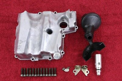 OEM OIL PAN w/pick up tube 03-05 YZF-R6 * 06-09 R6S COMPLETE engine cover sump