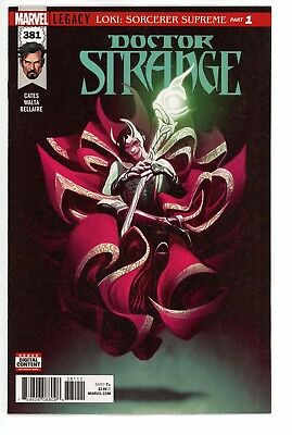 Doctor Strange   # 381     * First Print *  Legacy  Nm
