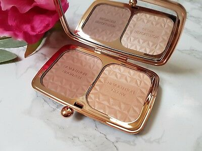 Makeup Revolution Renaissance Glow Contouring Highlighter Kit Palette Bnib