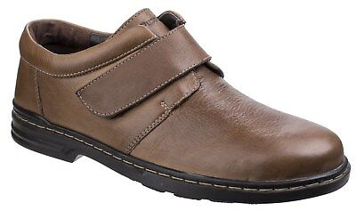 New Mens/Gents Brown Hush Puppies Jeremy Hanston Casual Shoes UK SIZES