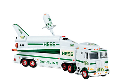 1999 Hess Truck  New In Box with extra C Batteries