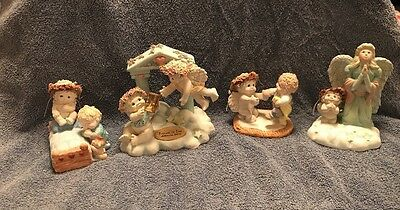 Dreamsicles Figurines Lot of 4