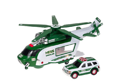 2012 Hess Truck  New In Box with extra C Batteries