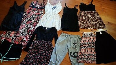 Womens Bulk Summer Mixed Clothing Some Nwt Size 10 Or Small 12